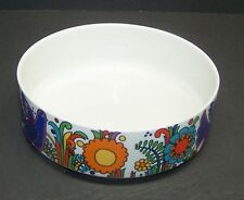VILLEROY BOCH ACAPUCO SERVING BOWL LUXEMBOURG BLUE  MARK