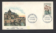 Handstamped Decimal First Day Cover European Stamps