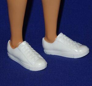 Barbie pour Ken Basics Tennis Baskets blanc