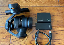 DJI Zenmuse X5R RAW 3-Axis Gimbal Camera with MFT 15mm Lens & 512 SSD & READER