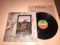 Led Zeppelin IV LP 1971 PORKY / PECKO DUCK 75 Rockefeller SD 19129 GD/VG *SKIPS*