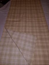 Vintage Olive and White plaid, Rectangle 60x48 Tablecloth