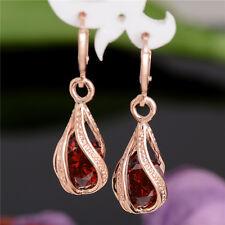 Fashion Design Wonderful 18k Gold Plated Colors cubic zirconia Dangle Earrings