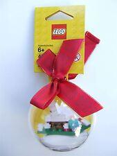 "LEGO 850949 Christmas Snow Hut Ornament ""Brand new"" Free express post"