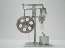 STIRLING ENGINE WALKING BEAM STIRLINGMOTOR COLLECTION EDUCATION TOY STEAM GIFT