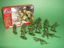 AIRFIX 1/32nd Scale World War II U.S. Infantry Plastic Soldiers Set Re-issued