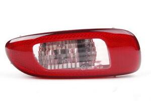 MINI NEW GENUINE R56 R57 R58 R59 JCW REAR LOWER BUMPER BACK UP LAMP LEFT N/S
