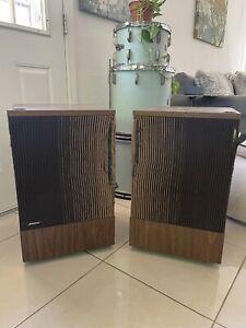 Bose 501 Speakers Pair
