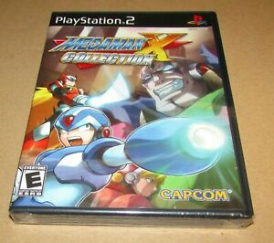 Mega Man X Collection (PlayStation 2) Brand New / Fast Shipping