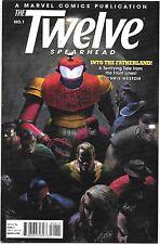The Twelve: Spearhead #1 (May 2010, Marvel) NM/MT