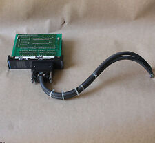 Toshiba DI32 EX10*MDI32 INPUT CARD digital 32 point with connectors