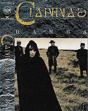 CLANNAD BANBA CASSETTE ALBUM Folk Rock, Acoustic, Downtempo, Ambient