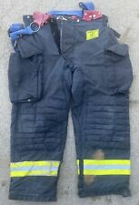 Morning Pride Firefighter Turnout Pants Black Fire Department Fdny Type