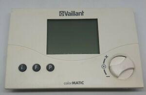 Vaillant calorMatic VRT 330 - Raumthermostat Temperatur Regler 307403 / Q#135