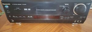 Panasonic SA-HE75 5.1 Channel Surround Sound Home Theater Receiver Tested & Work