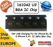 Not USB Charging Fix for Iphone 5s 5c 6 6 Plus IC 36Pin BGA Chip 1610A2 U2 - NEW