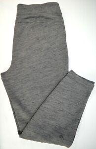 LULULEMON Women's Warm Jogger Pant Heather (Gray) size 10