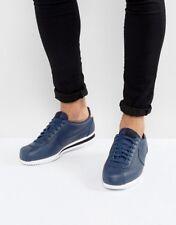 Nike Classic Cortez Leather se Running Zapatillas Gimnasio Casual UK 13 (EUR 48.5) Azul Marino