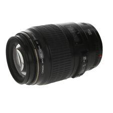 Canon 100mm f/2.8 Macro USM EF-Mount Lens {58} (Black) (Lens ONLY) - (UG)