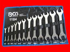 12-tlg. Doppel Maulschlüssel Satz Gabelschlüssel Schraubenschlüssel Gr. 6 - 32mm