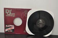 "Redman F**K Da Security Def Jam Recording Promo Rap Hip 12"" single Record LP EX"