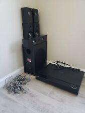 Samsung Receiver & Surround Sound 5 Speakers PS-CW0 Subwoofer