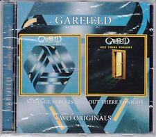 CD GARFIELD Strange Streets + Out There Tonight / Southern Rock USA 1976+77