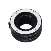 FOTGA Macro AF Auto Focus Extension Tube 10mm 16mm Set DG For Samsung NX Mount