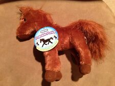 Breyer Horses Horse Plush Stuffed Animal Brownie 04864 New with Tags