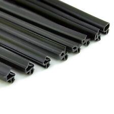 EPDM Fensterdichtung f. Aluminium und Kunststofffenster PVC Anschlagdichtung