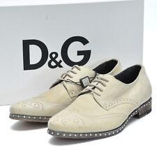 Dolce&Gabbana Schnürer D&G CASUAL Schuhe D&G Herren Gr. 41-45 UVP:550€ - Sommer