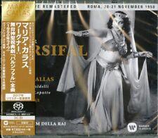 MARIA CALLAS-WAGNER PARSIFAL(ITALIAN): GUI-JAPAN 3 SACD T74