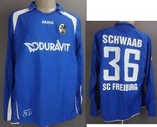 Original match worn Spielertrikot SC Freiburg Fußball Bundesliga 2007/08 DFB