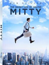 The Secret Life of Walter Mitty [New DVD] Ac-3/Dolby Digital, Dolby, Dubbed, S