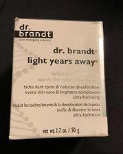 Dr. Brandt Light Years Away Whitening Cream 1.7 oz  New in Box