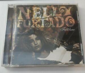 Folklore - Nelly Furtado - CD vgc fast free post