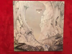 "YES  ""RELAYER""  LP  1974  ATLANTIC  1ST PRESS  SD-18122  ROCK  33RPM  12""  USA"