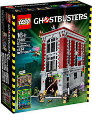 LEGO Ghostbusters 75827 - Firehouse Headquarters
