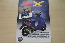 169337) Benelli KB-X 50 race Prospekt 199?