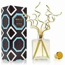 Houzz Interior Frosted Mint Diffuser Sticks Reed Diffuser Oil Gift Set | Curly