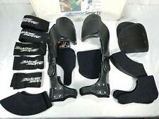 ArmorSports Air Armor Carbon Fiber Knee Brace Light Weight Large Long Adjustable