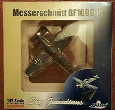 Witty Wings/Sky Guardians BF109G-6 Messerschmitt WTW-72-003-004 1:72 Nuevo