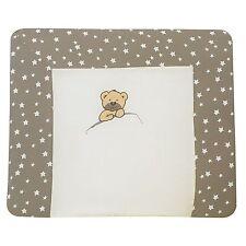 Alvi Bezug für Wickelauflage 70x85 cm Little Bear beige 562-6 NEU
