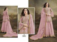 Bollywood Pakistani Anarkali Salwar Kameez Party Shalwar Suit Ethnic Kleid 2J8X5