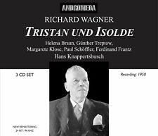 Wagner - Tristan und Isolde - Knappertsbusch; Braun, Treptow, Klose, Schoffler,