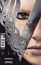Vikings Godhead #1 (main Cover 1st Print) TITAN Comics 2016