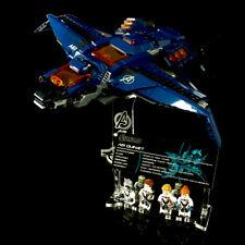 LEGO 76126 - Custom Display Stand & UCS Plaque