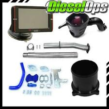 "Raceme Ultra MBRP 4"" DPF/CAT DEL S&B Ops EGR TVD for Dodge Cummins 6.7L 13-16"
