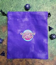 Guardians of the Galaxy patch dice bag