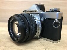 *Near Mint +* Olympus OM-2n 35mm SLR Film Camera w/ Auto S 50mm F/1.4 Lens Japan
